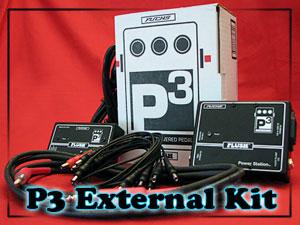 P3 Phantom Pedal Power System